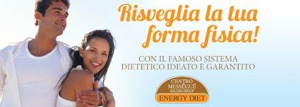 Servizio Dietologia Messegué Energy Diet