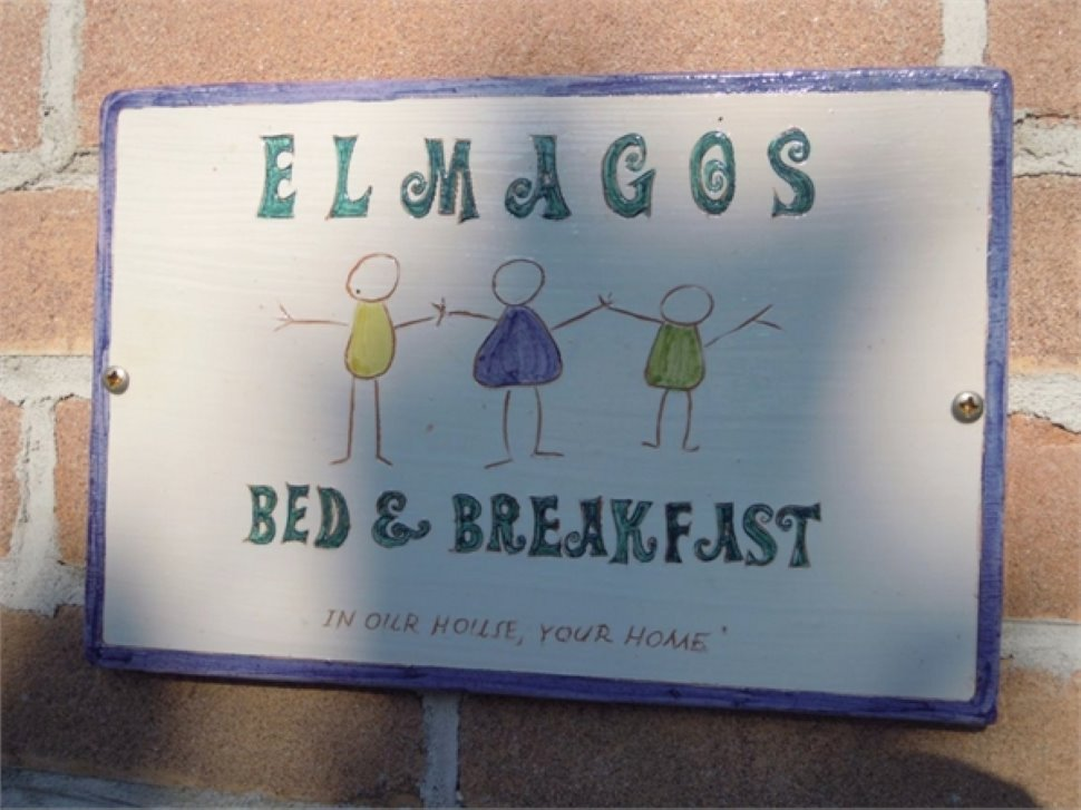 ELMAGOS Bed & Breakfast