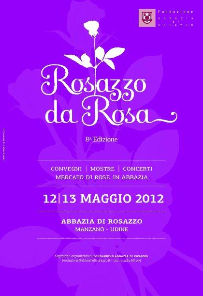 Rosazzo da Rosa 8^ ed.