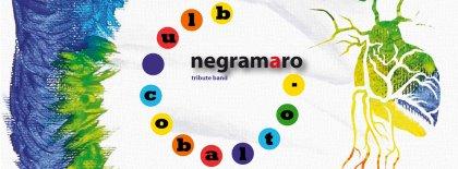 Blucobalto (Negramaro Tribute Band) @ Birreria Trenti