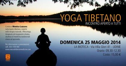 Incontro di Yoga Tibetano