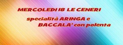LE CENERI@TRATTORIA DE CECCO
