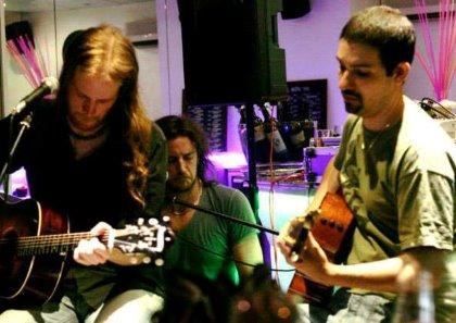 I venerdì del Paradiso: Bosco e 4B Acoustic Trio