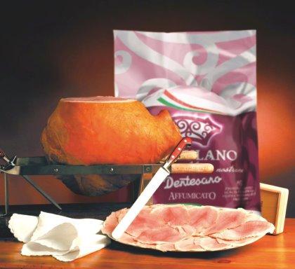 """Prodotto della tradizione mitteleuropea: Prosciutto Cotto """"GRAN PRAGA"""""""
