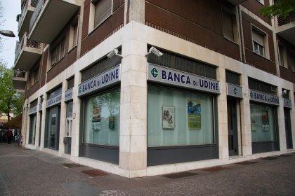Vieni in Viale Europa Unita a conoscere i nostri servizi. Banca di Udine: a pochi metri da te