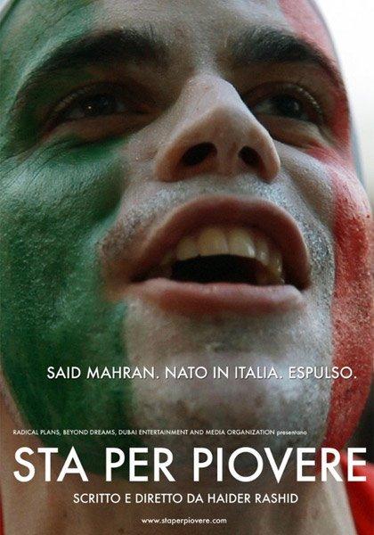 Proiezione del film STA PER PIOVERE e incontro con Don Di Piazza