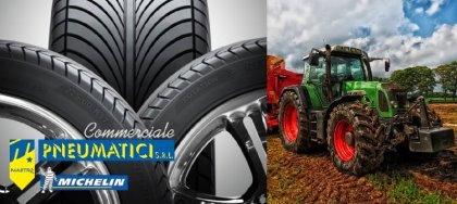 Per la preparazione dei terreni e dei letti di semina anche per quest'anno rivolgiti a Commerciale Pneumatici. Specialisti da 20 anni nelle gomme per l'agricoltura.