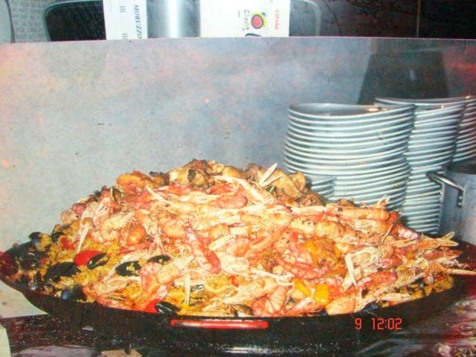 cena della paella