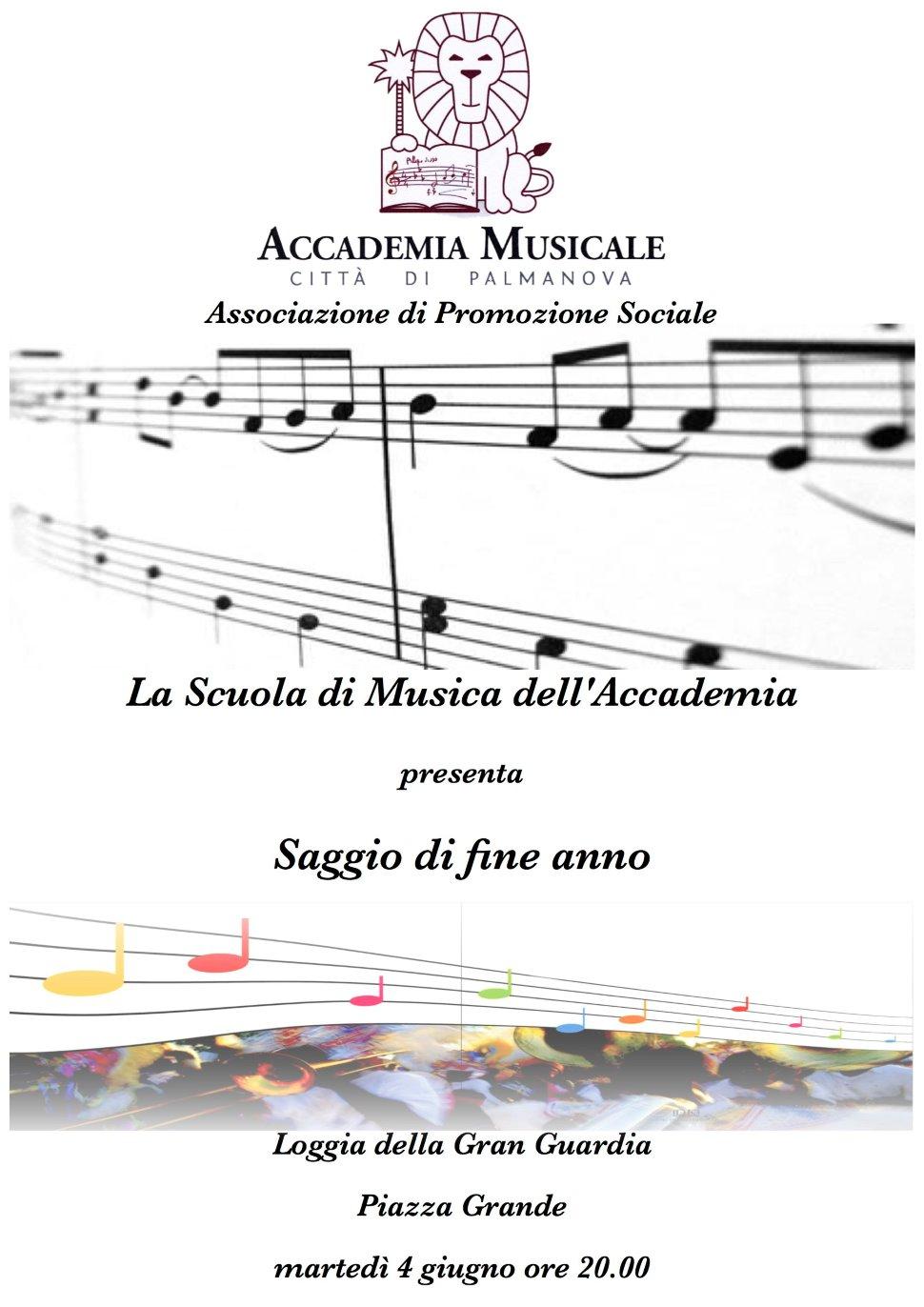 Saggio Scuola di Musica
