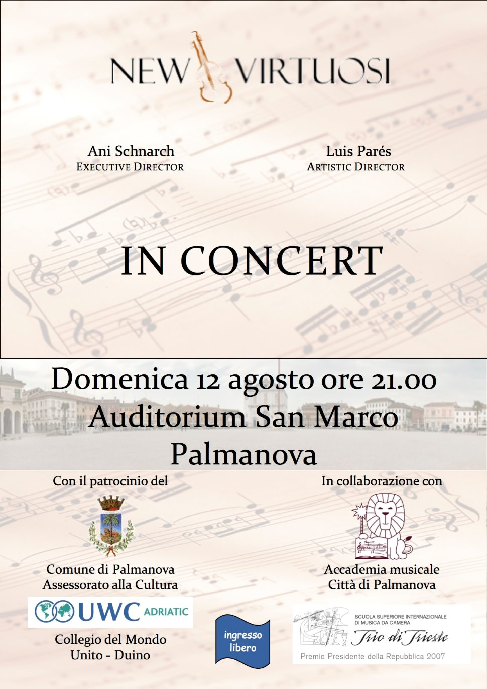 New Virtuosi in Concert (Gran Bretagna)