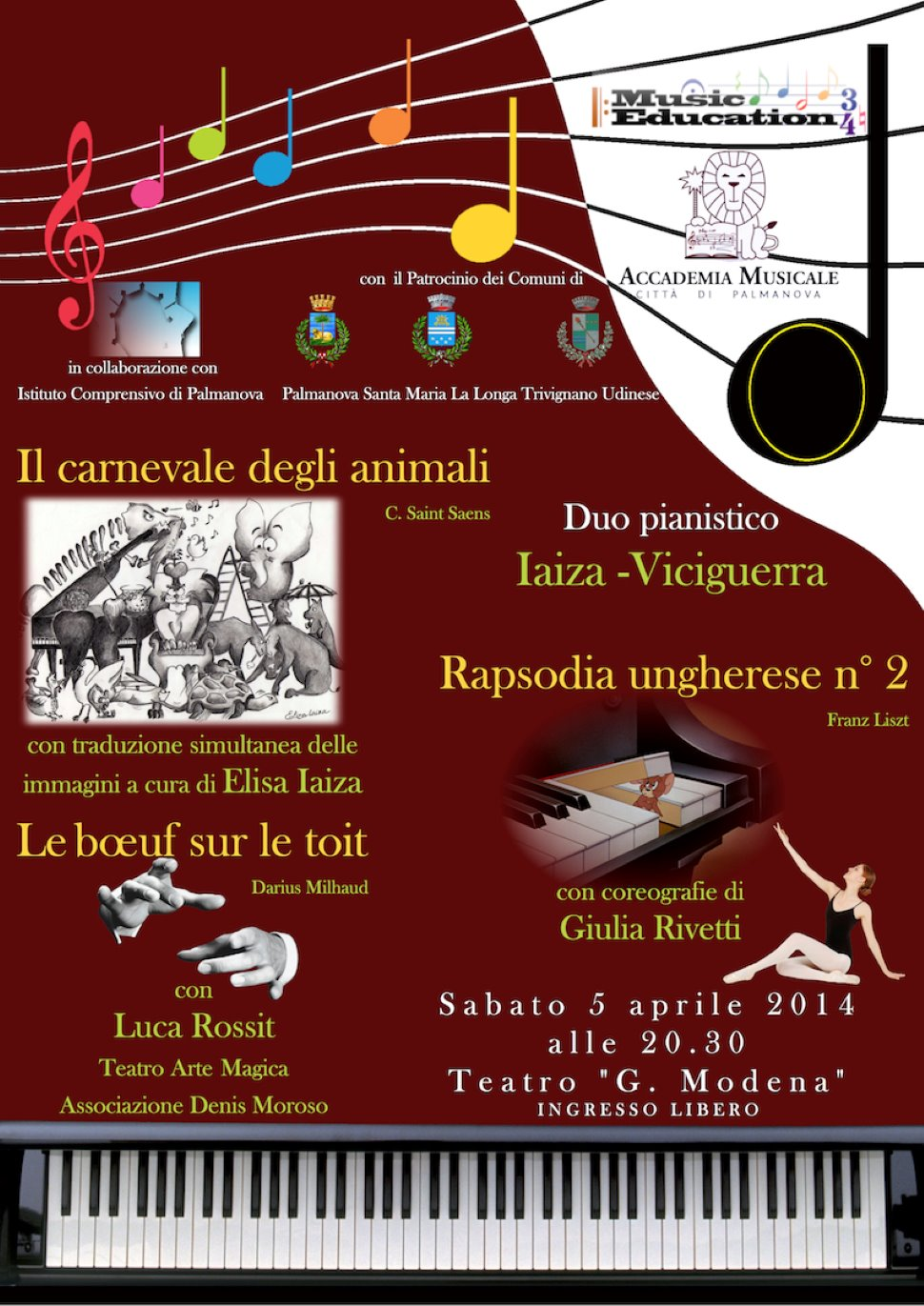 """Progetto/Concorso """"Music Education"""""""