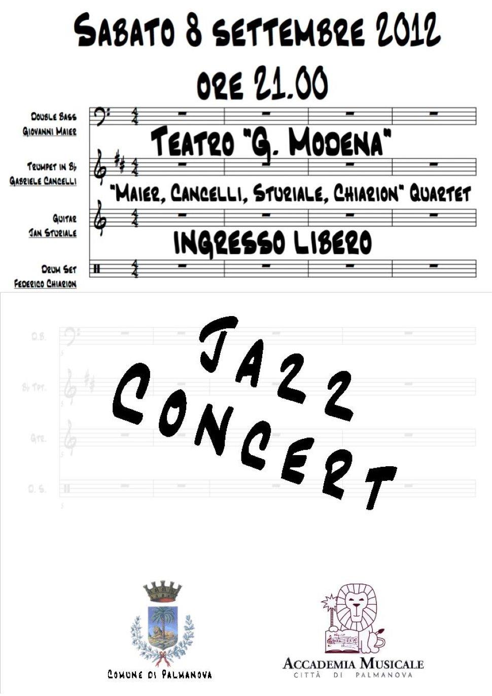 """""""Maier, Cancelli, Sturiale, Chiarion"""" Quartet"""