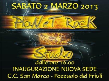 PLANET ROCK STUDIO - Pozzuolo del Friuli