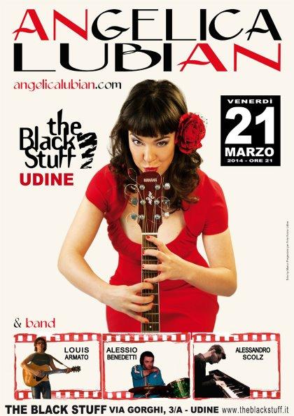 Angelica Lubian - Udine