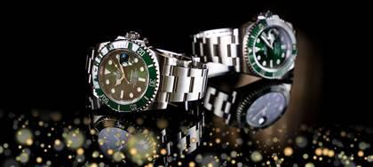 Tra poco è Natale: regalati uno dei nostri orologi di secondo polso. Vieni a scoprire la nostra collezione, garanzie ufficiali e patto di riacquisto.
