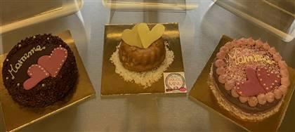 Domenica è la festa della mamma e non sai cosa regalarle? Vieni a scegliere un dolce pensiero da noi: mini-torte per tutti i gusti