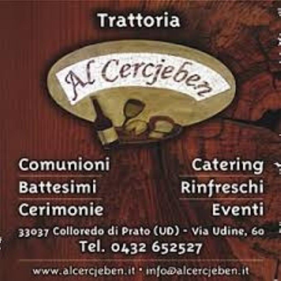 AL CERCJEBEN - Colloredo di Prato