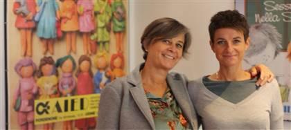 AIED Udine: dalla parte delle donne sui temi della sessualità, contraccezione e prevenzione. Vieni a conoscerci in via Bassi 64.