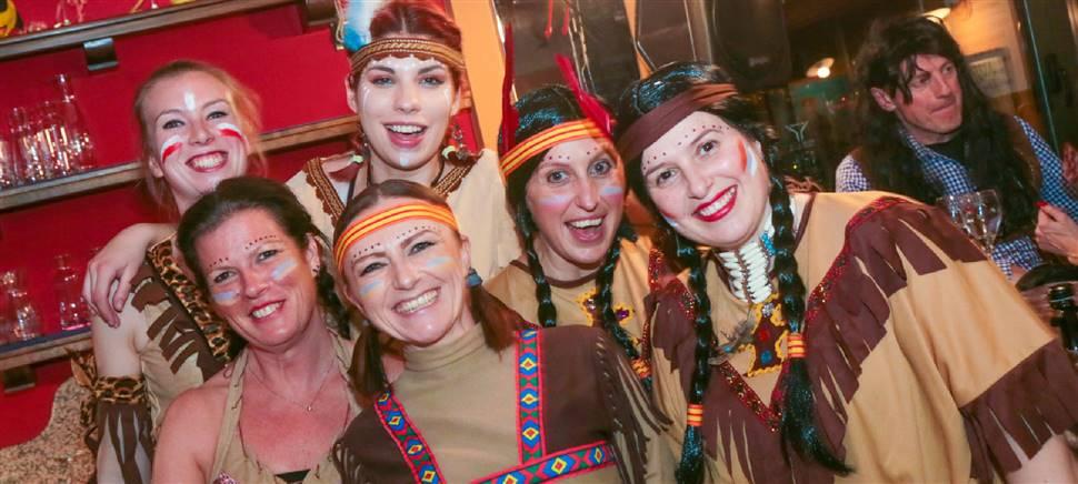 Sabato 15 febbraio ti aspettiamo al Crazy Carnival, con o senza maschera. Vieni con gli amici a divertirti!