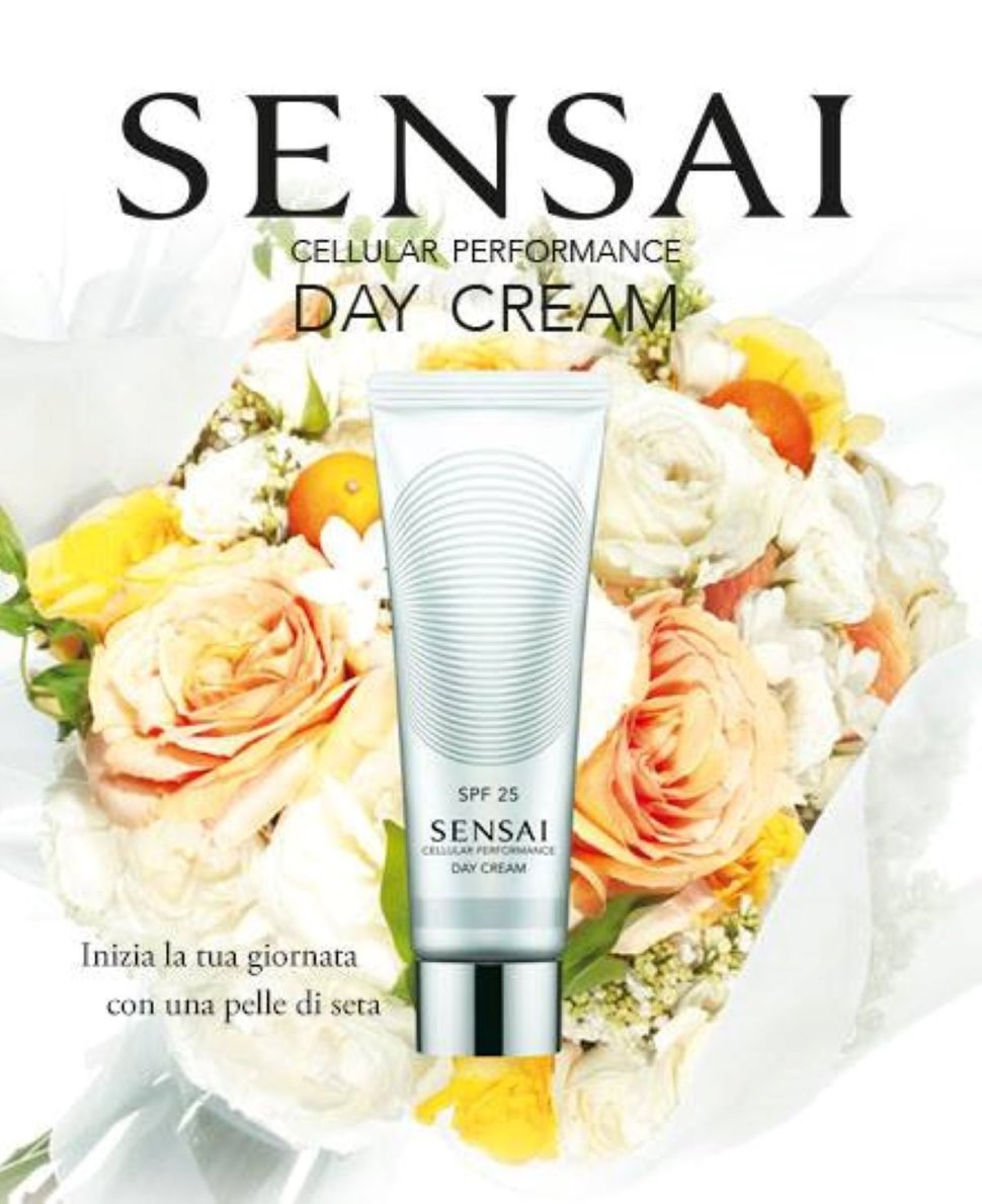 SENSAI Cellular Performance DAY CREAM