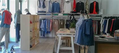 Vieni nel nuovo negozio di Giselle: colori e modelli dei capi ti renderanno unica! Abbigliamento casual e elegante, per taglie da 44 a 64
