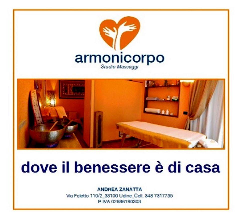 Armonicorpo Studio Massaggi      .. Dove il benessere è di casa..