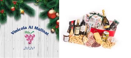 Nelle nostre ceste di Natale mettiamo vini di qualità e prodotti gastronomici italiani molto ricercati. Contattaci, consegniamo anche a domicilio