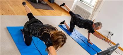 Rimettersi in forma con solo 20 minuti di allenamento. Da Body Revolution è possibile. Prenota la tua prima prova gratuita