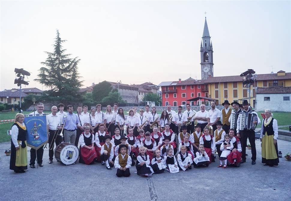 Gruppo Folkloristico di Passons - Passons