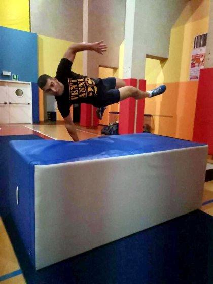 Fly3academy Asd Parkour/Freerunning Academy