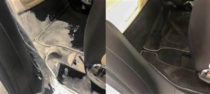 Puliamo e sanifichiamo la tua auto con la potenza del vapore. Portaci la tua auto: per abitacolo, sedili, bagagliaio di nuovo puliti e profumati
