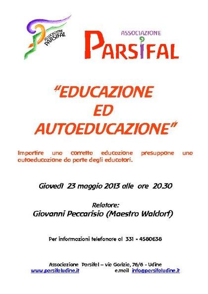 ASSOCIAZIONE PARSIFAL - Udine