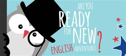 Scopri Discovery English Courses: corsi di inglese per fasce d'età, dai 3 ai 18 anni, fino al livello C1.
