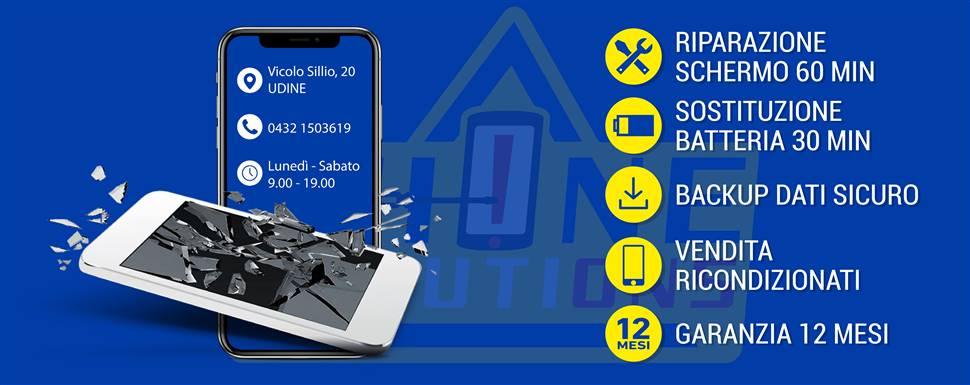 Phone Solutions - Riparazione Cellulari Udine