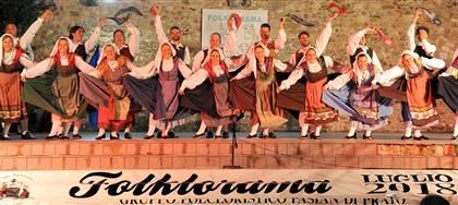 """Dal 19 al 23 luglio vieni a """"Folklorama"""", la rassegna folcloristica internazionale organizzata dal Gruppo Folcloristico Pasian di Prato"""