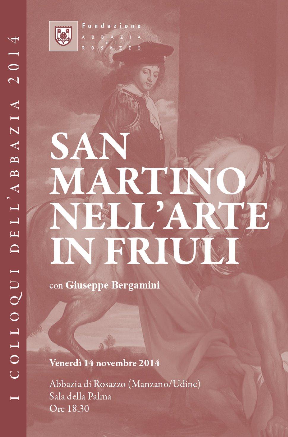 San Martino nell'arte in Friuli