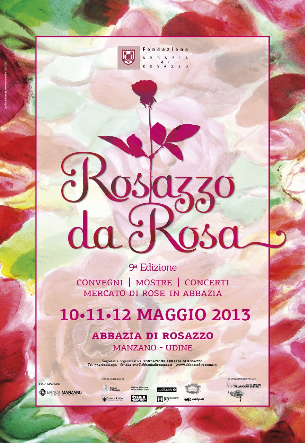 Rosa-rosae: declinazione di musica e parole