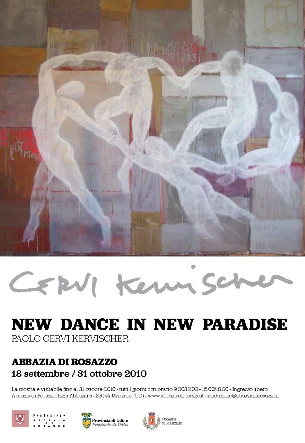 """Mostra """"New Dance in New Paradise"""""""