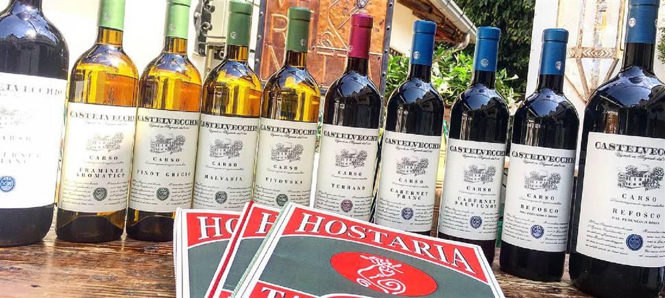Ricciola, radicchio, scamone di manzo sono solo alcuni degli ingredienti del nostro menù di luglio. Vieni a gustarlo insieme ai vini Castelvecchio.