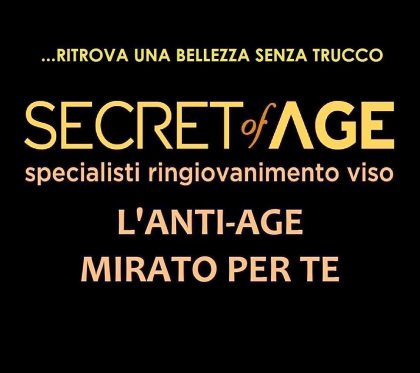 centro estetico SECRET of AGE   - CODROIPO