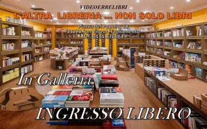 Librerie Videoerrelibri - San Vito al Tagliamento