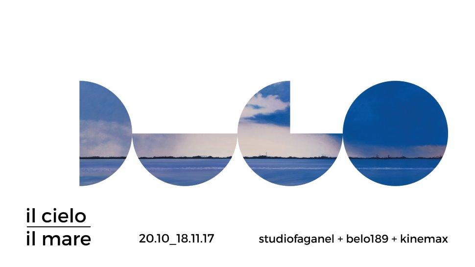 Franco Dugo_Il cielo, il mare