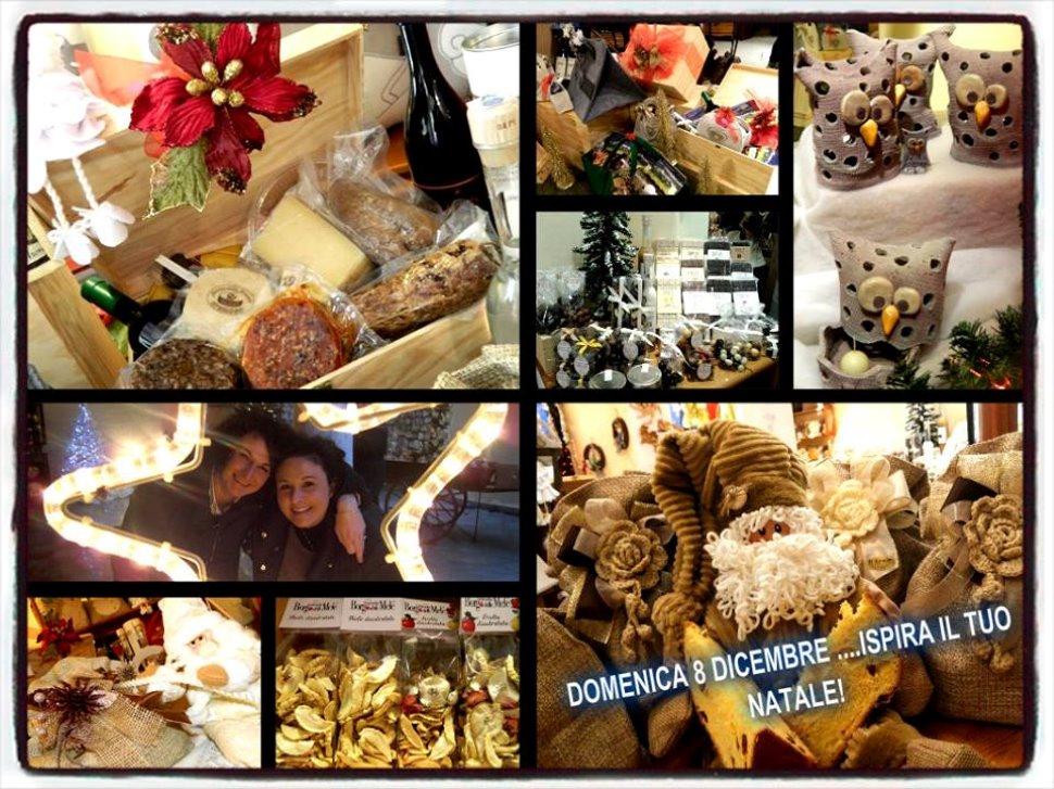 Degustazione e brindisi in atmosfera natalizia!