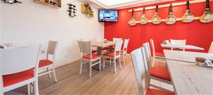 Per un pranzo veloce scegli il nostro locale: piatti caldi e freddi, l'eccellenza del nostro prosciutto crudo
