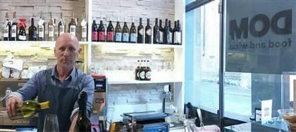 DOM è il luogo ideale in cui degustare l'eccellenza dei prodotti friulani. Vieni ad assaporarla.