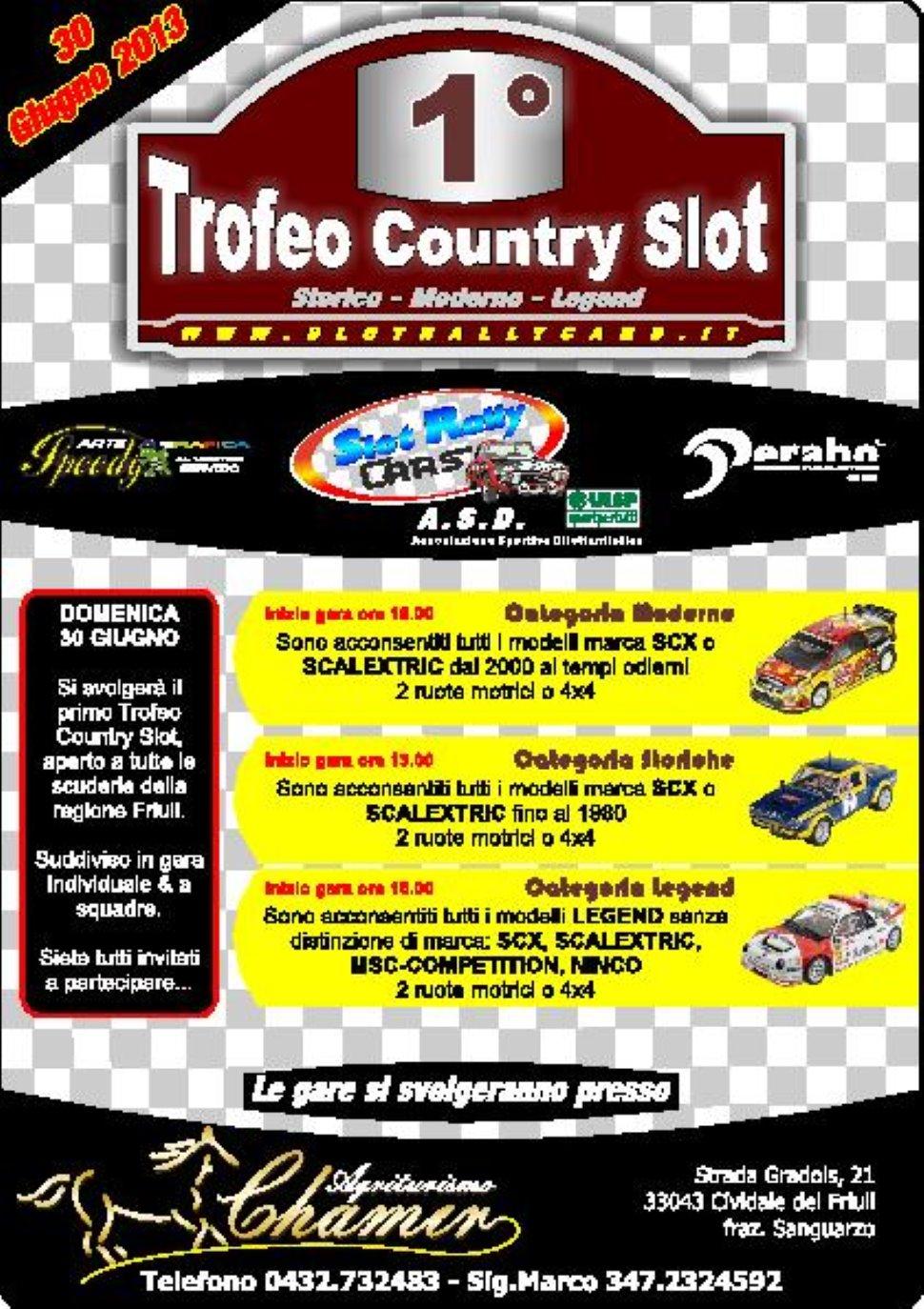 Trofeo Country-Slot 2013