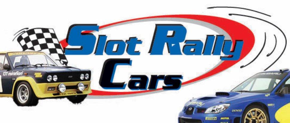 GARE SLOT RALLY CARS