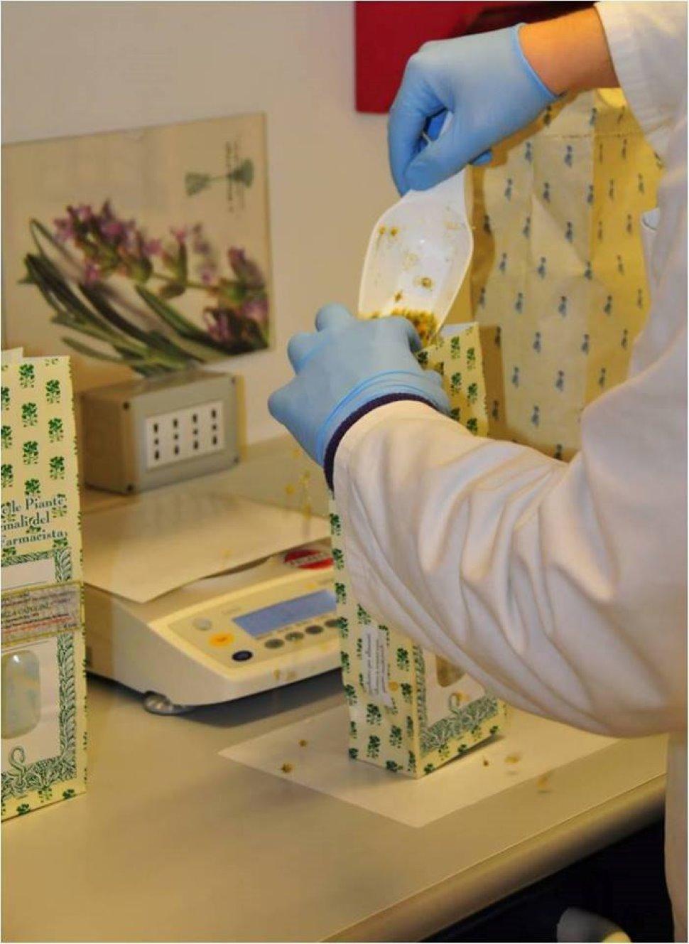 Laboratorio preparazioni galeniche e magistrali