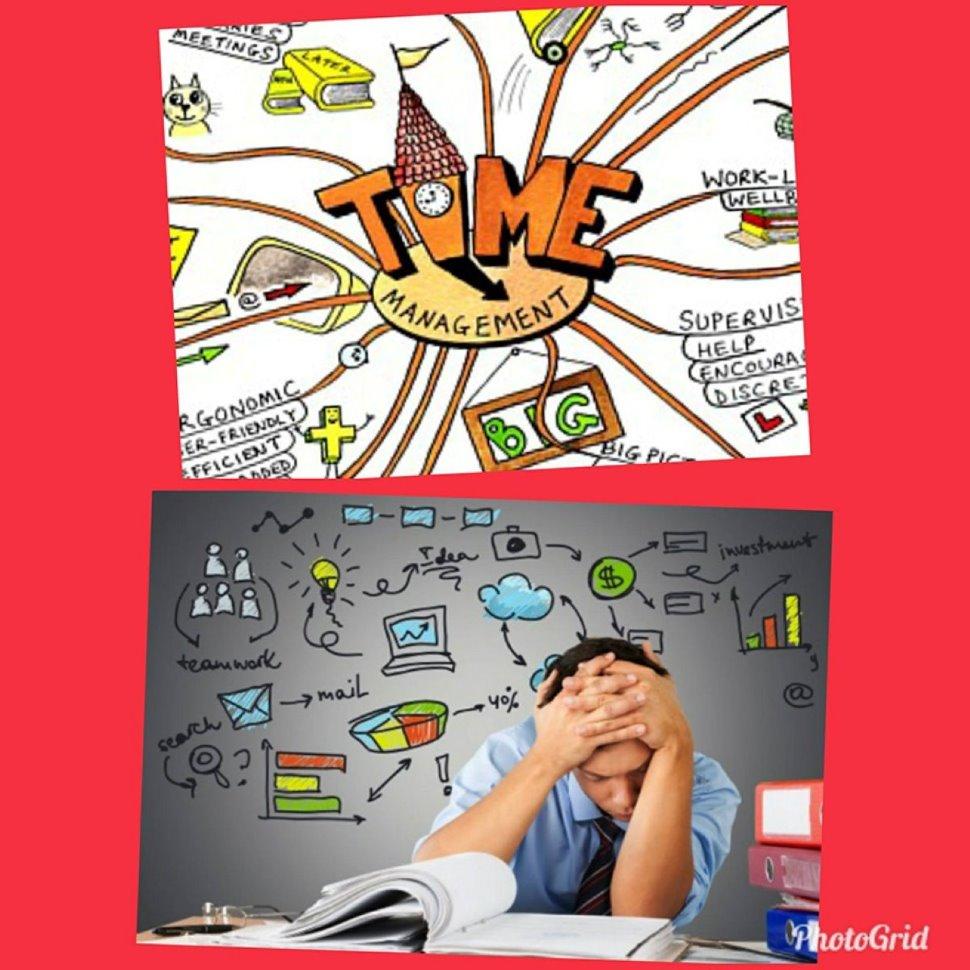 TIME MANAGEMENT E GESTIONE DELLO STRESS