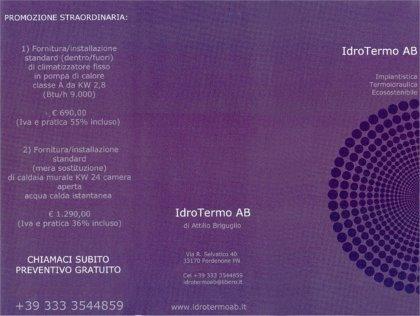 IDROTERMO AB - Pordenone